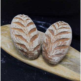 Pâine artizanală integrală 100%
